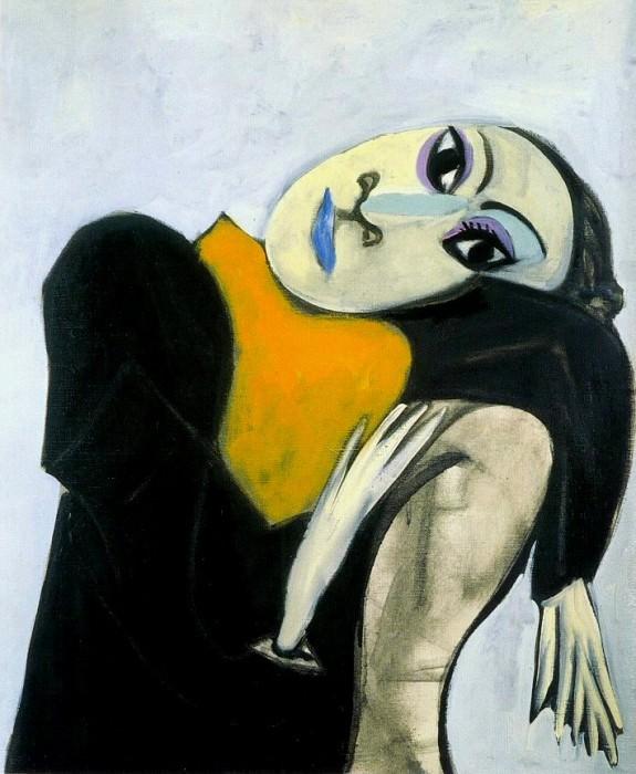 1936 Buste de Dora Maar. Pablo Picasso (1881-1973) Period of creation: 1931-1942