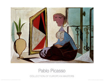 1937 femme accroupie 1. Pablo Picasso (1881-1973) Period of creation: 1931-1942