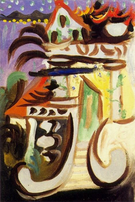 1931 Ville ChИne Roc - 13. Pablo Picasso (1881-1973) Period of creation: 1931-1942