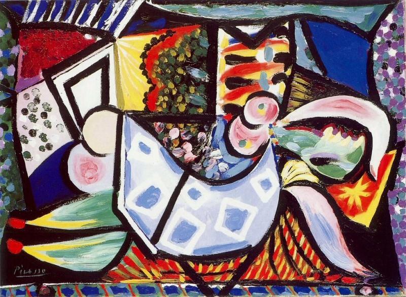 1934 Femme Вtendue sur une canapВ 1. Pablo Picasso (1881-1973) Period of creation: 1931-1942