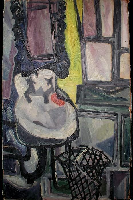 1942 Le lavabo. Pablo Picasso (1881-1973) Period of creation: 1931-1942