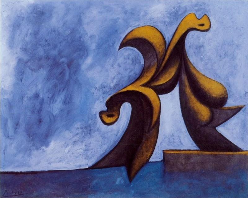 1933 Le sauvetage. Пабло Пикассо (1881-1973) Период: 1931-1942
