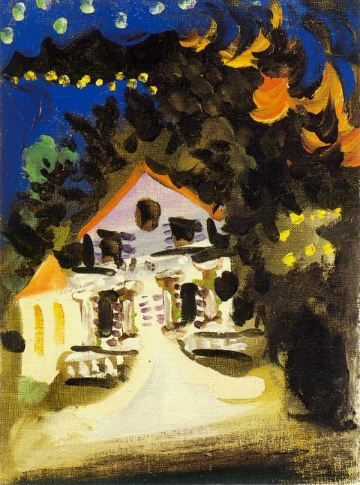1931 Maison. Pablo Picasso (1881-1973) Period of creation: 1931-1942
