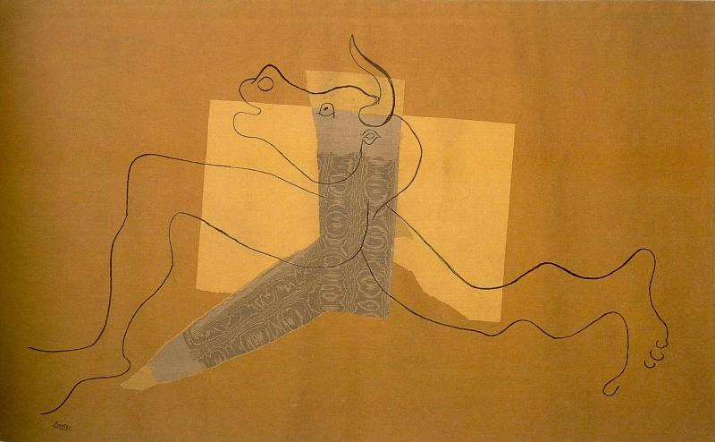 1935 Le Minotaure. Pablo Picasso (1881-1973) Period of creation: 1931-1942