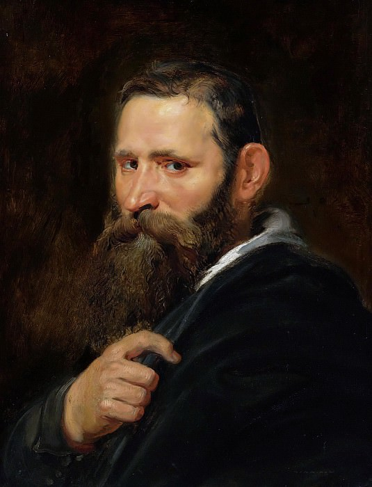 Мужской портрет. Питер Пауль Рубенс