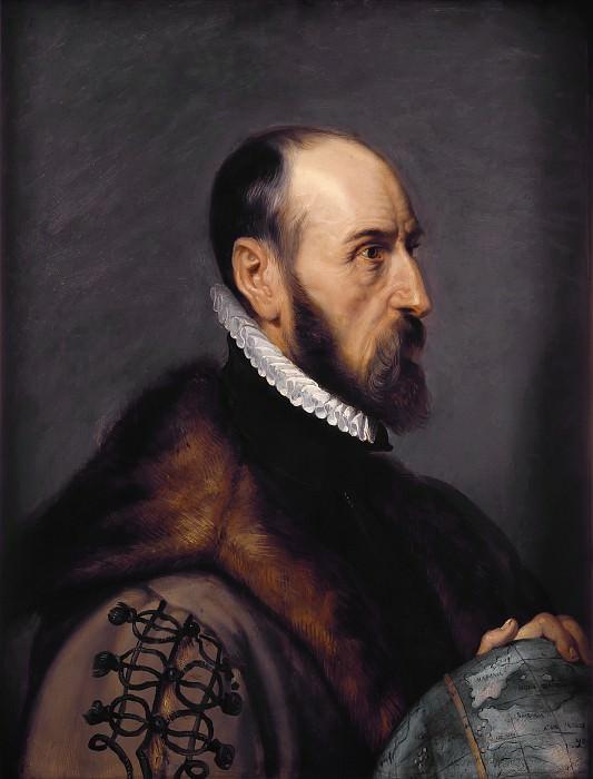 Abraham Ortelius. Peter Paul Rubens