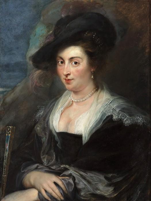 Женский портрет. Peter Paul Rubens