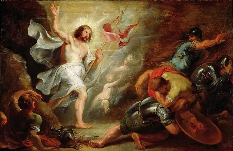 Воскресение Христа. Peter Paul Rubens