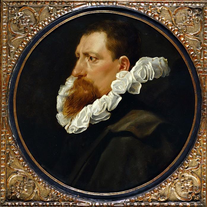 Мужской портрет. Peter Paul Rubens