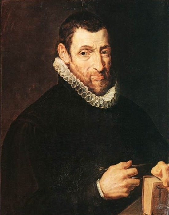 Rubens Christoffel Plantin. Peter Paul Rubens