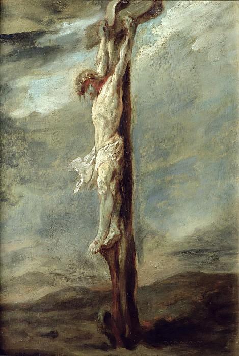 Христос на кресте (школа Рубенса). Peter Paul Rubens