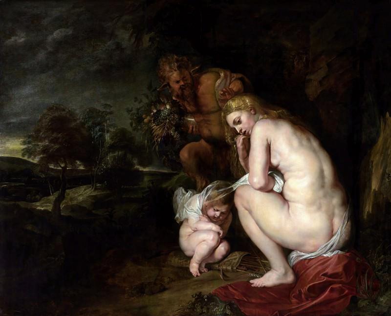 Venus Frigida - 1614. Peter Paul Rubens