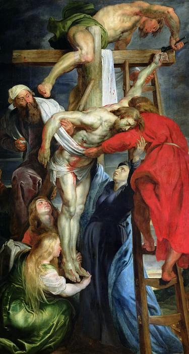 Снятие с креста. Питер Пауль Рубенс