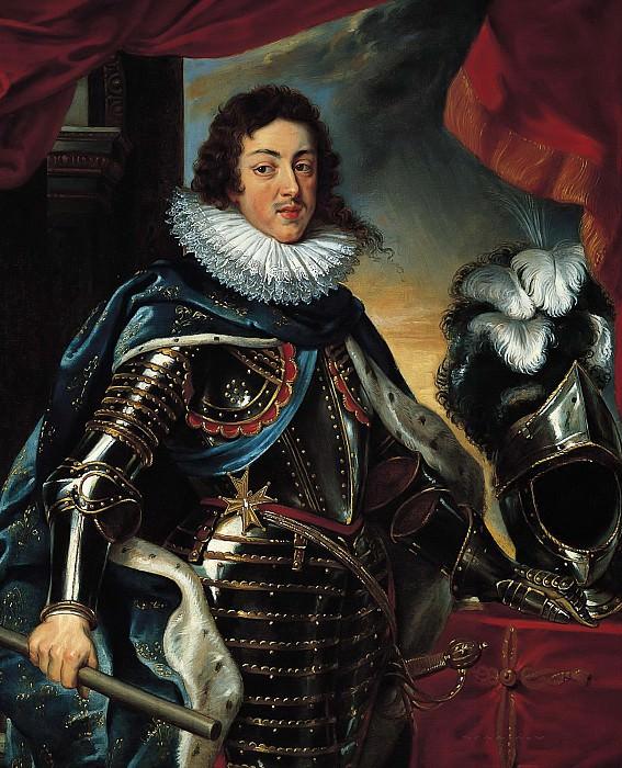 Louis XIII - 1622 - 1625. Peter Paul Rubens