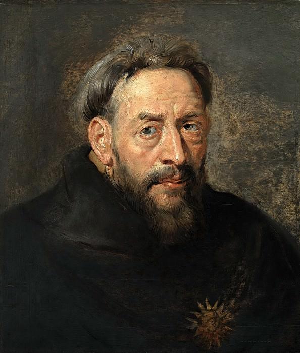 Портрет монаха. Peter Paul Rubens