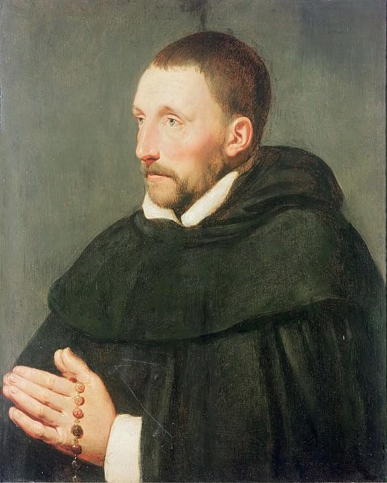 Портрет доминиканца. Peter Paul Rubens