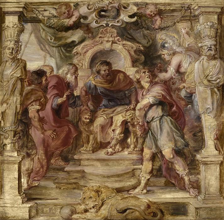 Atelier van Daniël Eggermans. Peter Paul Rubens
