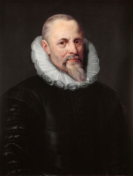 Jan (I) Moretus. Peter Paul Rubens