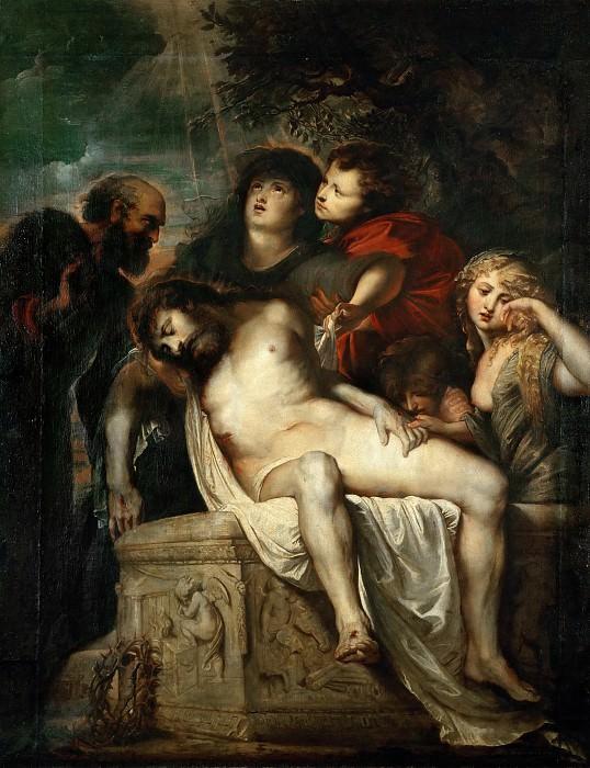 Peter Paul Rubens -- Deploration. Peter Paul Rubens