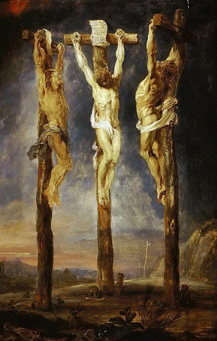Rubens Три Распятия. Peter Paul Rubens