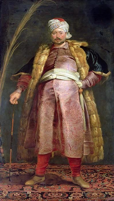 Portrait of Nicolas de Respaigne - 1616 -1618. Peter Paul Rubens