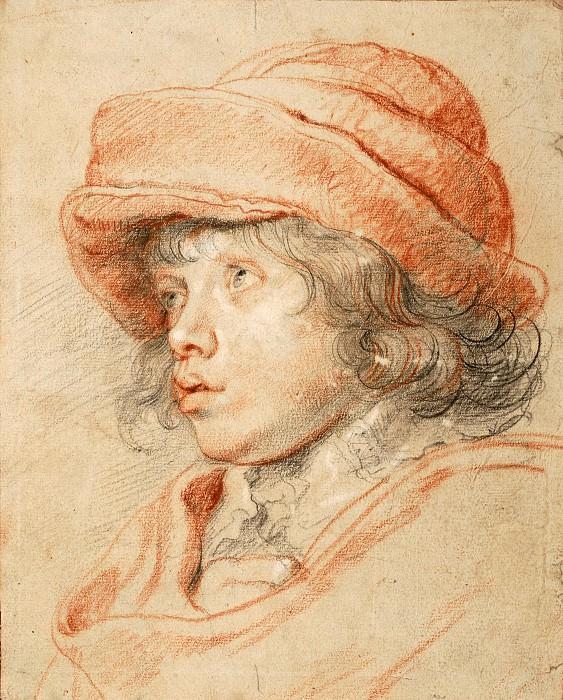 Nicolaas Rubens - Портрет Николаса, сына Рубенса - 1625. Peter Paul Rubens