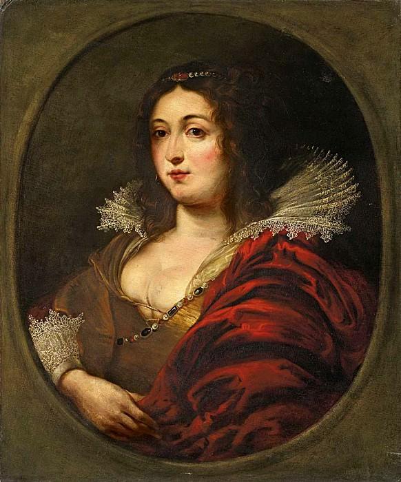 Иродиада. Peter Paul Rubens