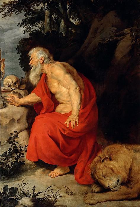 Святой Иероним. Peter Paul Rubens