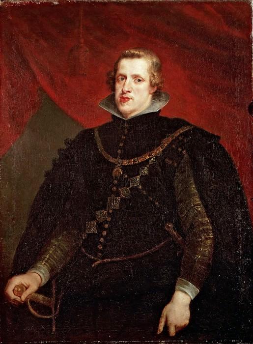 Peter Paul Rubens -- Philip IV of Spain. Peter Paul Rubens