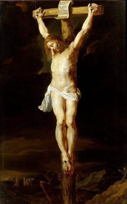 Христос на кресте. Питер Пауль Рубенс