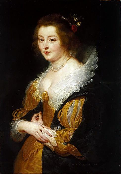 Женский портрет. 1625-30. 87х59. Корол собр Лондон. Peter Paul Rubens