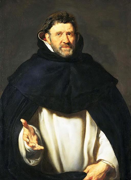 Портрет Михиля Опховиюса (1570-37), епископа Хертогенбоса. Peter Paul Rubens