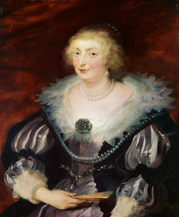 Catherine Manners, Duchess of Buckingham - около 1625 - 1629. Peter Paul Rubens