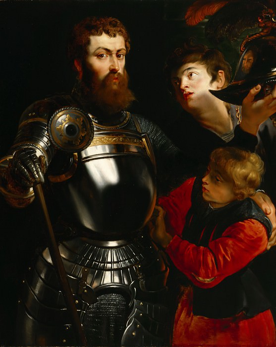 Воин. Peter Paul Rubens