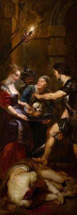 Kerk Sint-Jan-Baptist en Evangelist. Peter Paul Rubens