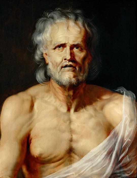 Peter Paul Rubens -- Dying Seneca. Peter Paul Rubens