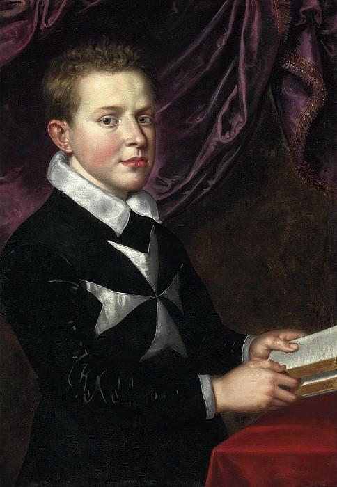 Портрет Фердинанда Гонзага в юношестве. Питер Пауль Рубенс
