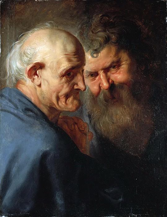Два апостола. Peter Paul Rubens