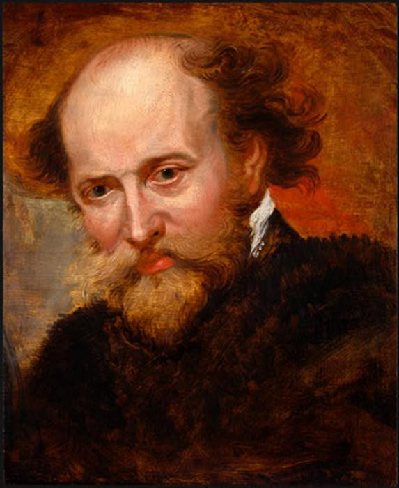 Self Portrait. Peter Paul Rubens
