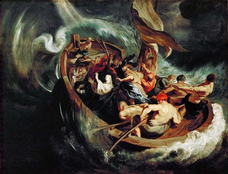 Rubens The Miracle Of St Walburga. Peter Paul Rubens