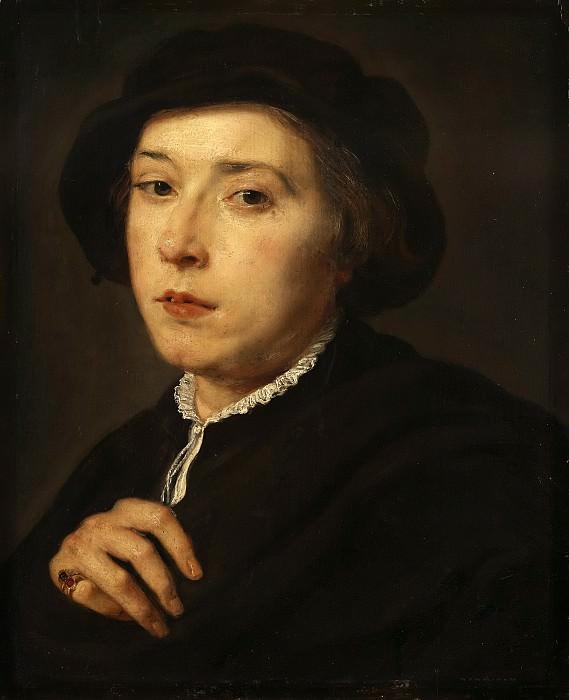 Мальчик в черной шляпе. Peter Paul Rubens