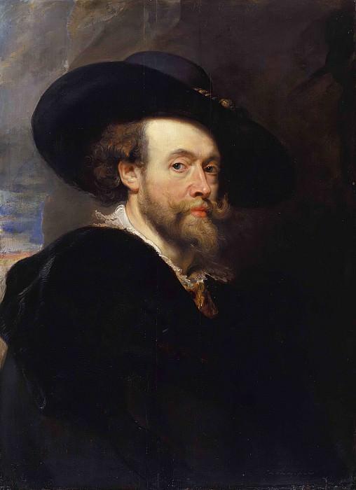 Автопортрет. Peter Paul Rubens