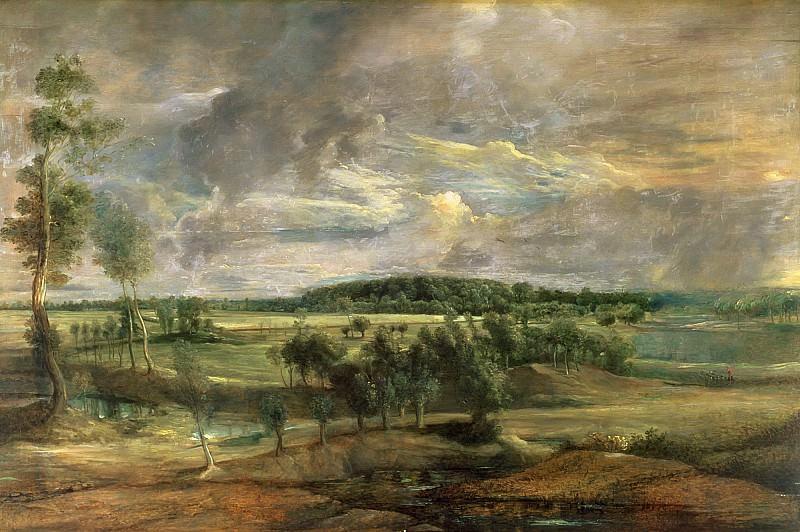Фламандский пейзаж. Peter Paul Rubens