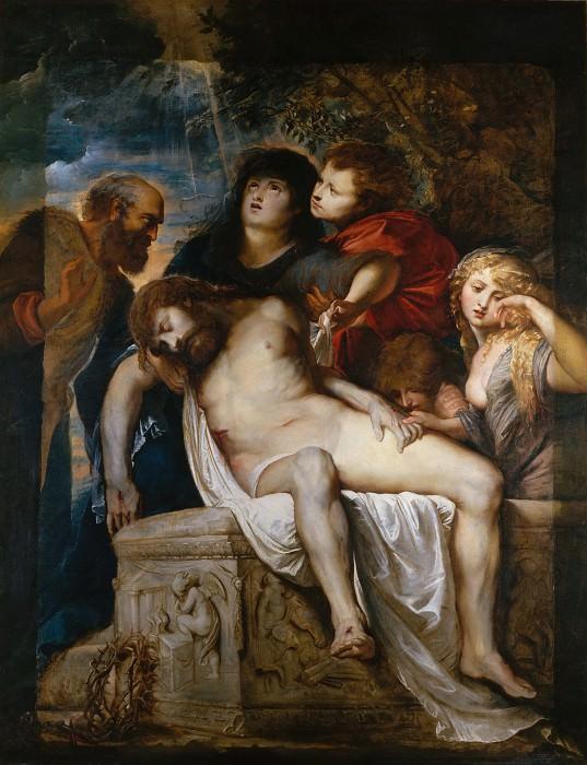 Lamentation of Christ. Peter Paul Rubens