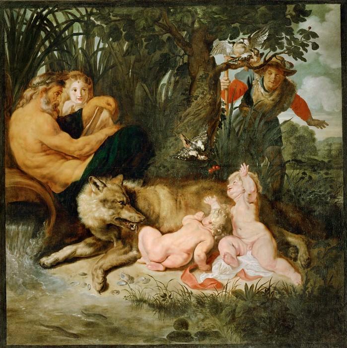Romulus and Remus - 1615 -1616. Peter Paul Rubens