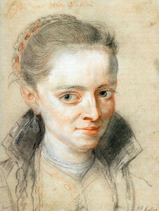 Susanna Fourment - 1620. Peter Paul Rubens