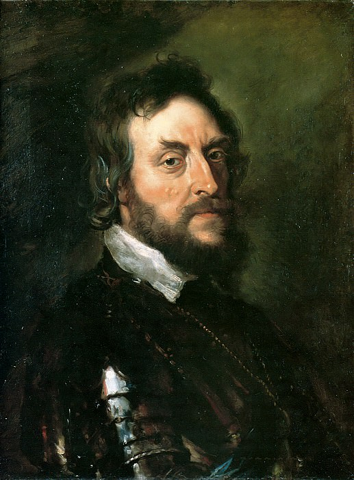 Thomas Howard, Second Count of Arundel - 1629 - 1630. Peter Paul Rubens
