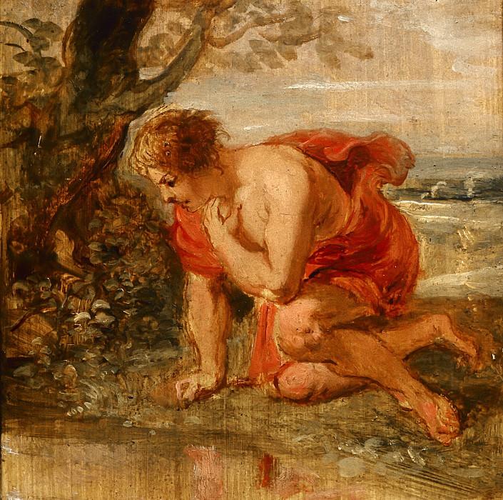 Нарцисс. Peter Paul Rubens