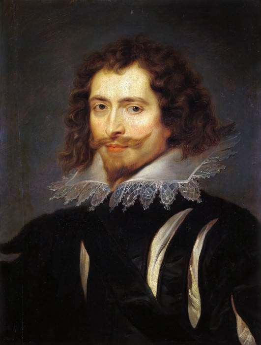 George Villiers, Duke of Buckingham - 1625. Peter Paul Rubens