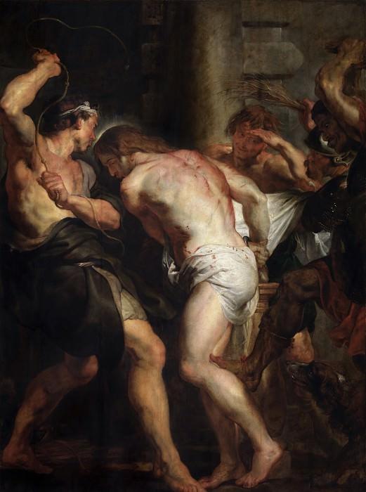 Бичевание Христа. Питер Пауль Рубенс